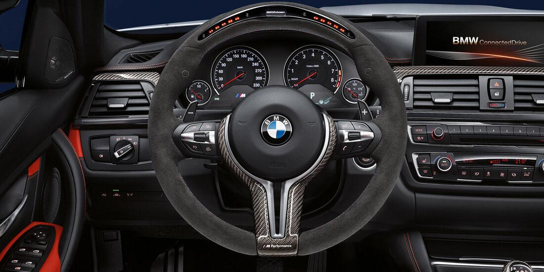 BMW M3 (F80) - Lenkrad - Innenraum