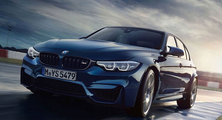 BMW M3 Facelift 2017