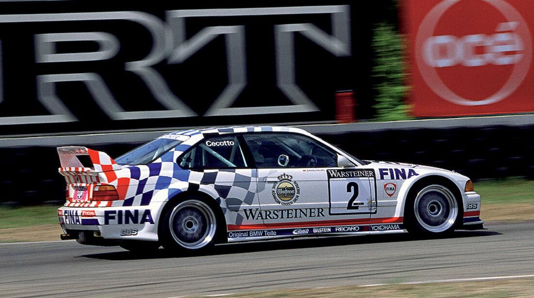 BMW M3, GT-Cup, E36, Cecotto