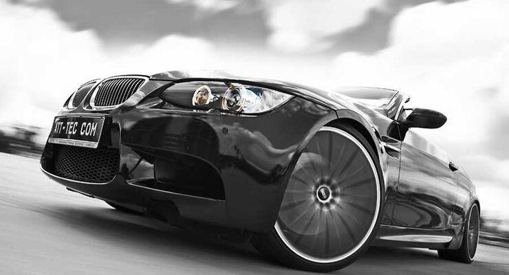 BMW M3 Thunderstorm von ATT Autotechnik + Tuning