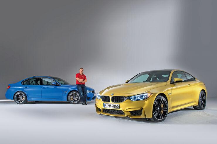 BMW M3 und M4, Jens Dralle