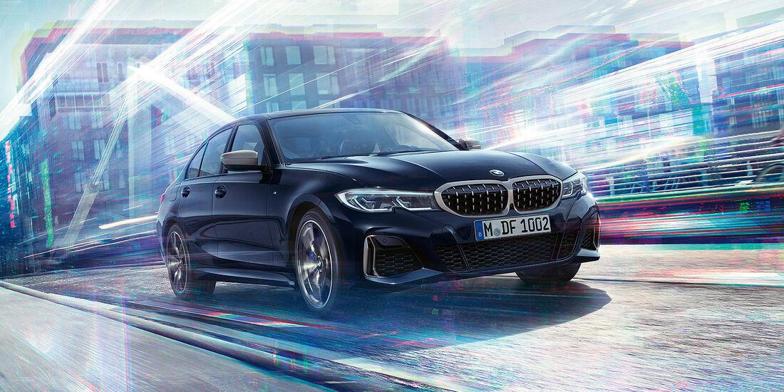 BMW M340i xDrive - Serie - Limousinen bis 75000 Euro - sport auto Award 2019