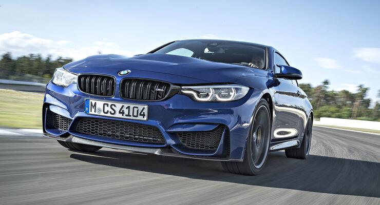 Bmw M4 Cs 2017 Im Test Auto Motor Und Sport