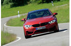 BMW M4 Competition, Frontansicht