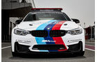 BMW M4 Coupé Safety Car, Frontansicht