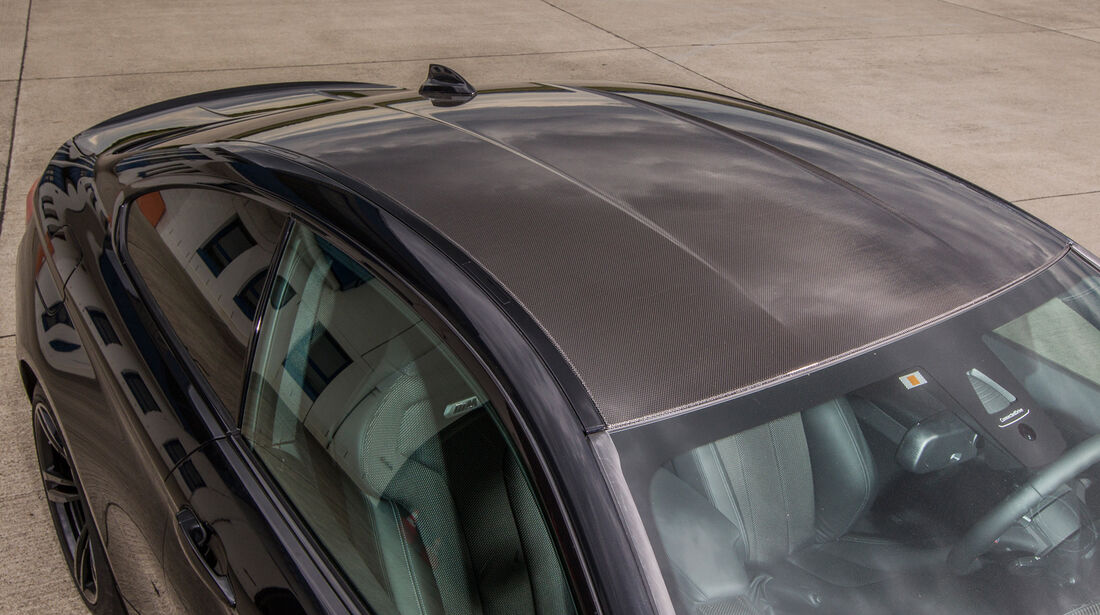 BMW M4, Dach