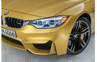 BMW M4, Frontscheinwerfer