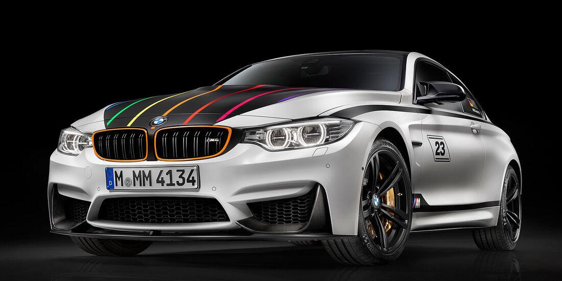 BMW M4 Marco Wittmann Edition