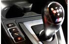 BMW M4, Schalter