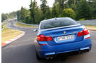 BMW M5 Competition, Heckansicht