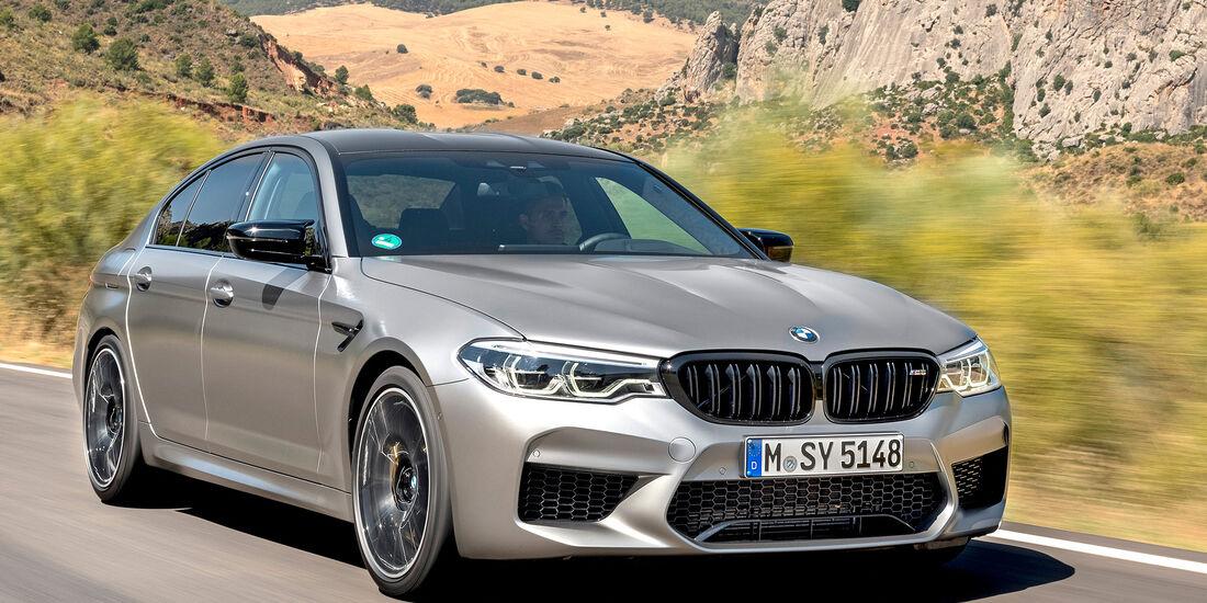 BMW M5 Competition - Serie - Limousinen ueber 100000 Euro - sport auto Award 2019