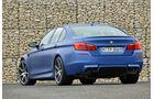 BMW M5 F10 (Competition Paket / 2013) - Heckansicht