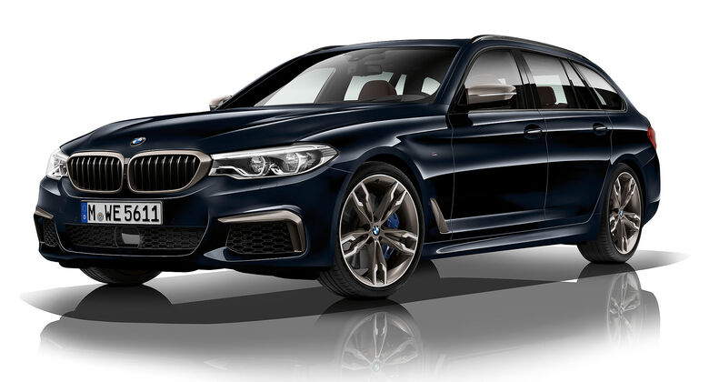 BMW M550d xDrive Touring (G31)