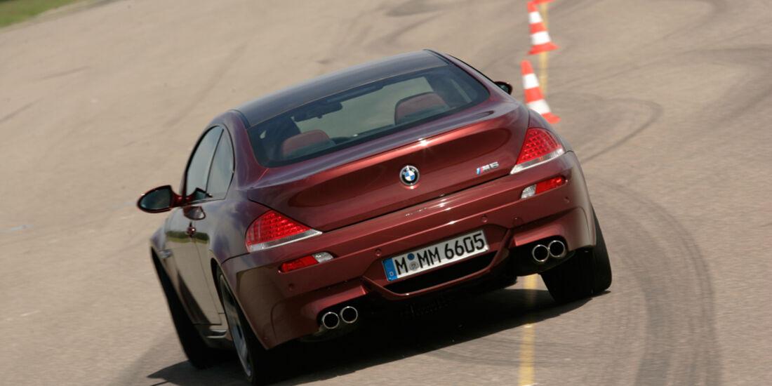 BMW M6 05