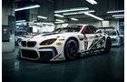 BMW M6 GT-LM - Spezial-Lackierung - 2016