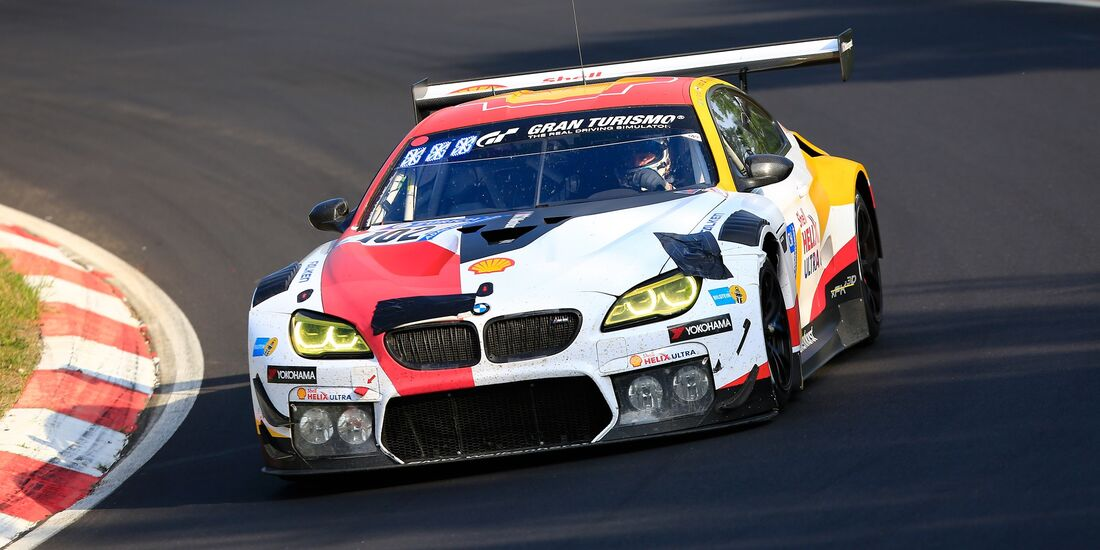 BMW M6 GT3 - #102 - 24h Rennen Nürburgring 2018 - Nordschleife
