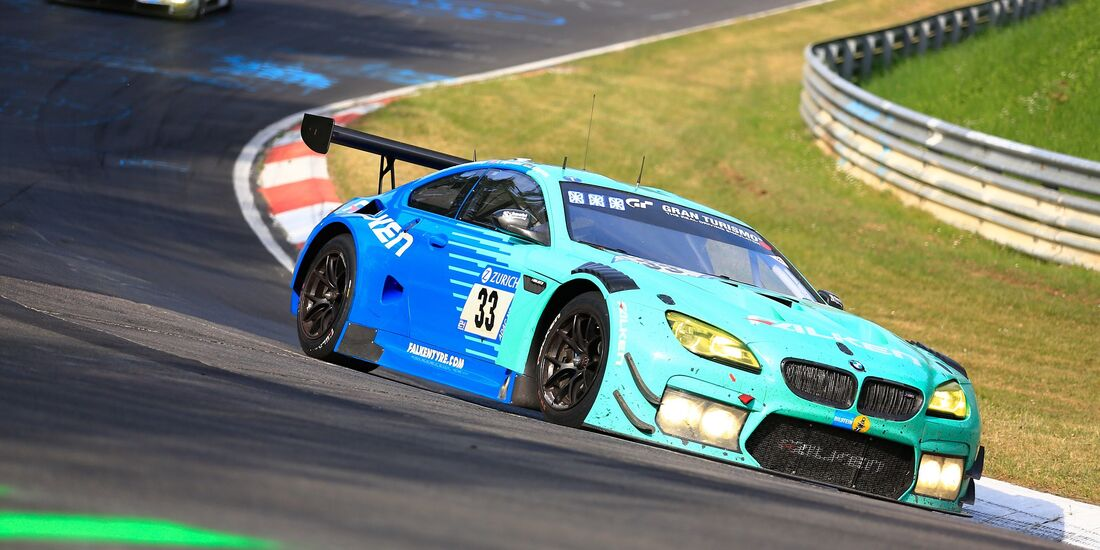 BMW M6 GT3 - #33 - 24h Rennen Nürburgring 2018 - Nordschleife