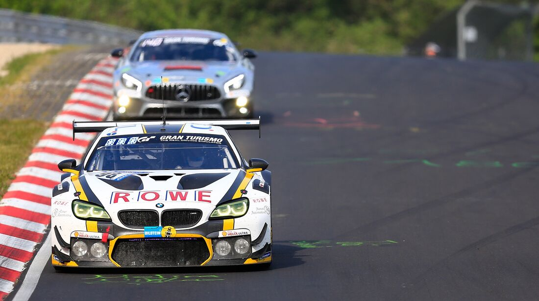 BMW M6 GT3 - #98 - 24h Rennen Nürburgring 2018 - Nordschleife