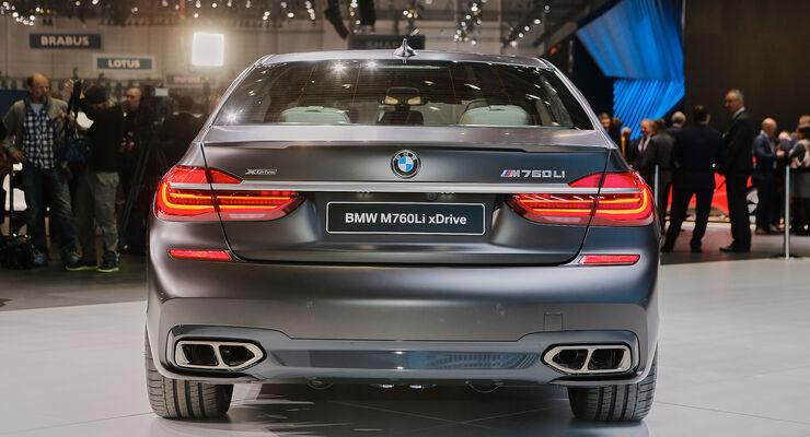 BMW M760Li X Drive