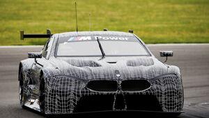 BMW M8 - Sportwagen-WM - Test - WEC 2018