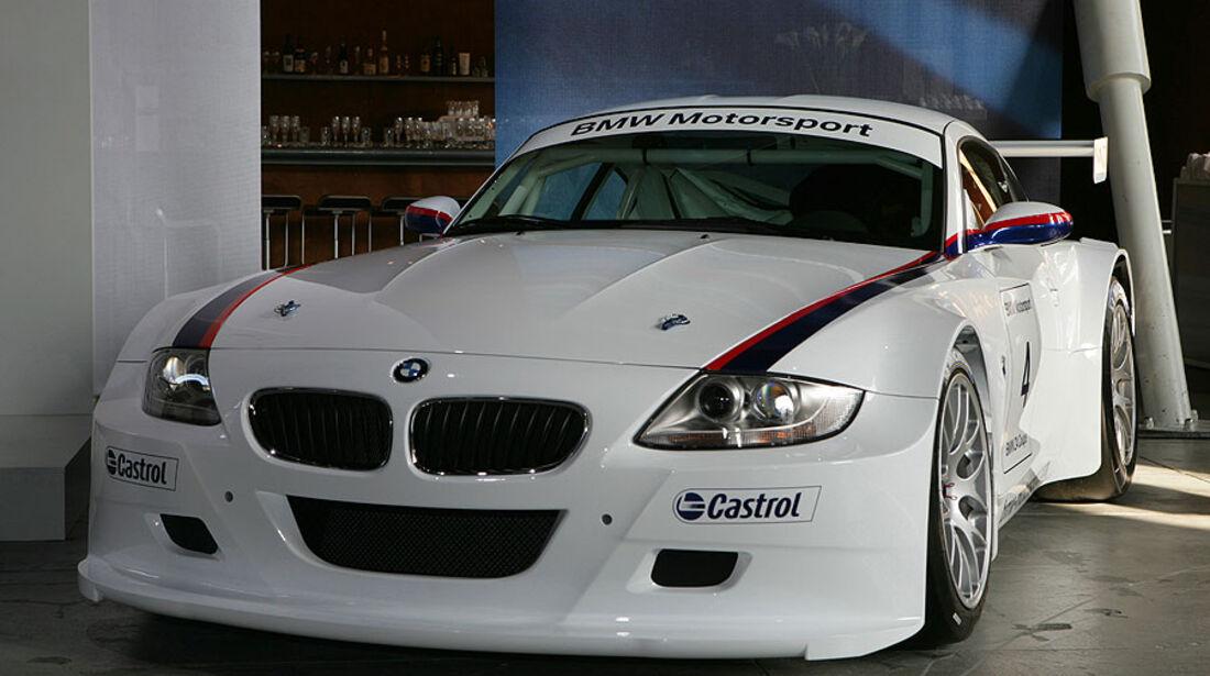 BMW Motorsport Z4 GT Kundensport-Modell