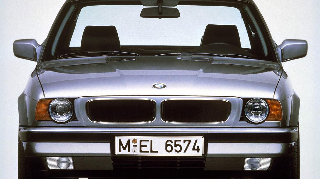 BMW-Nieren XXL E34 5er Fotomontage
