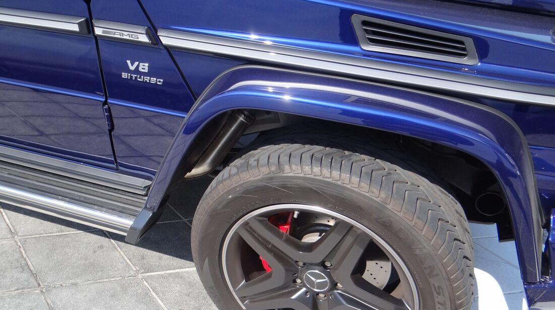 BMW Range Rover - Scheich Autos - GP Abu Dhabi 2012
