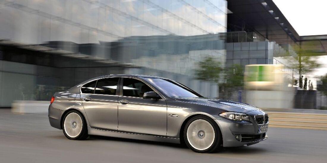 BMW Seitenansicht