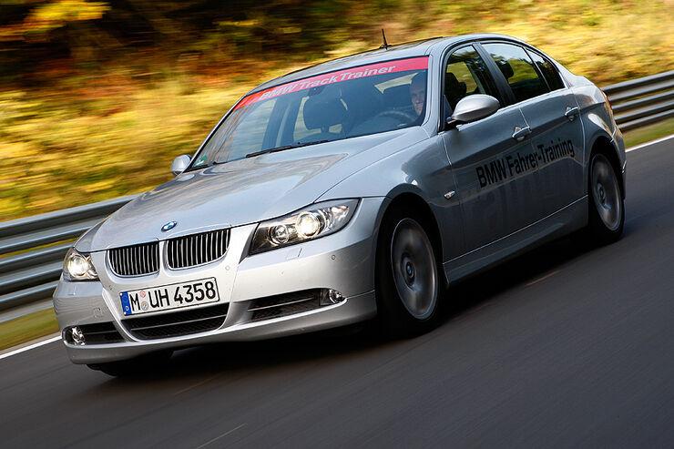 BMW Track Trainer