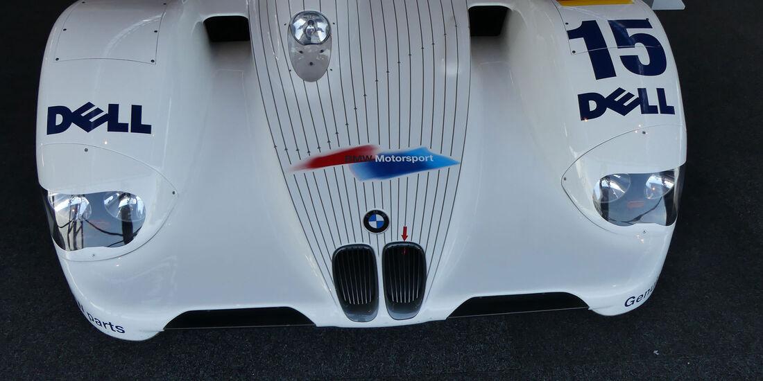 BMW V12 LMR - Legendenparade - GP Österreich 2017 - Spielberg