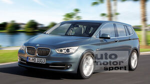 BMW Van
