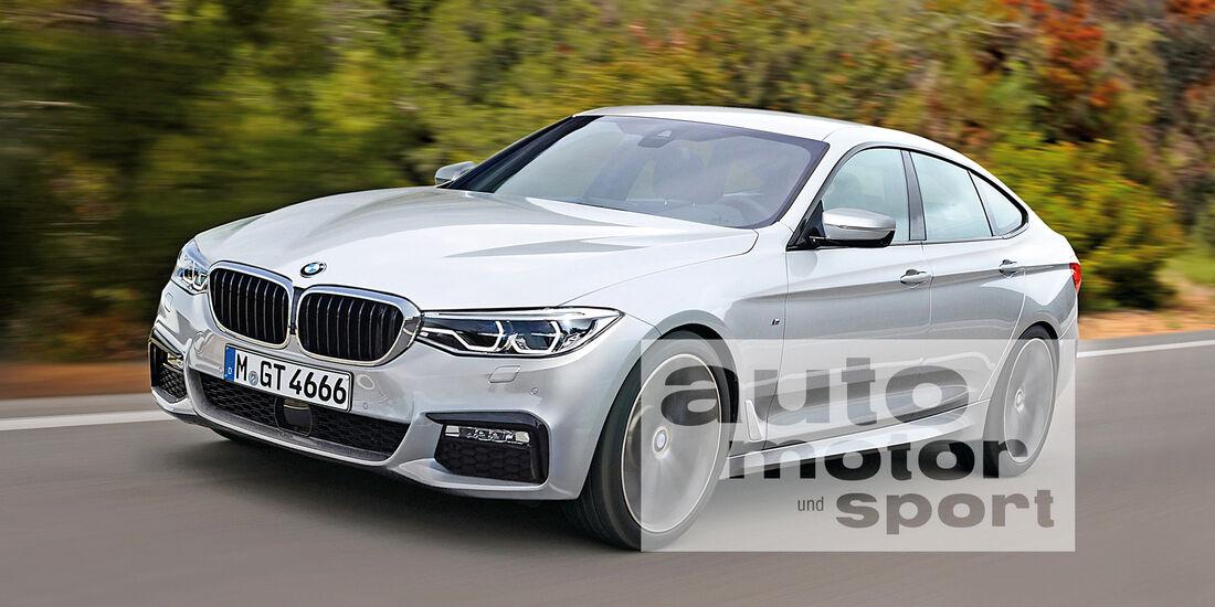 BMW Vierer GT