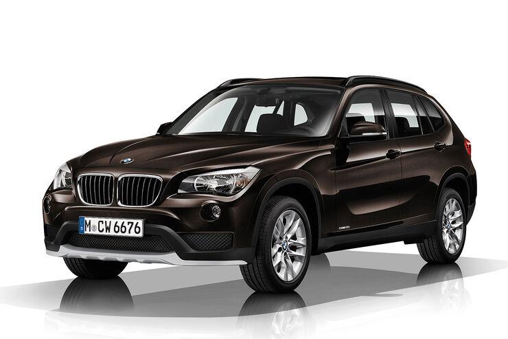 BMW X1 Detroit Motor Show 2014