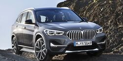 BMW X1 Facelift 2019