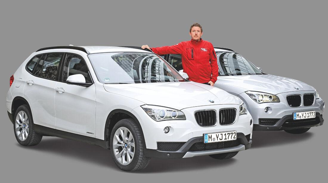BMW X1, S-Drive, X-Drive