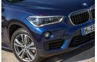 BMW X1 xDrive 25i, Frontscheinwerfer