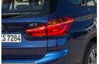 BMW X1 xDrive 25i, Heckleuchte