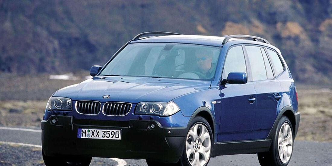 BMW-X3 3.0i