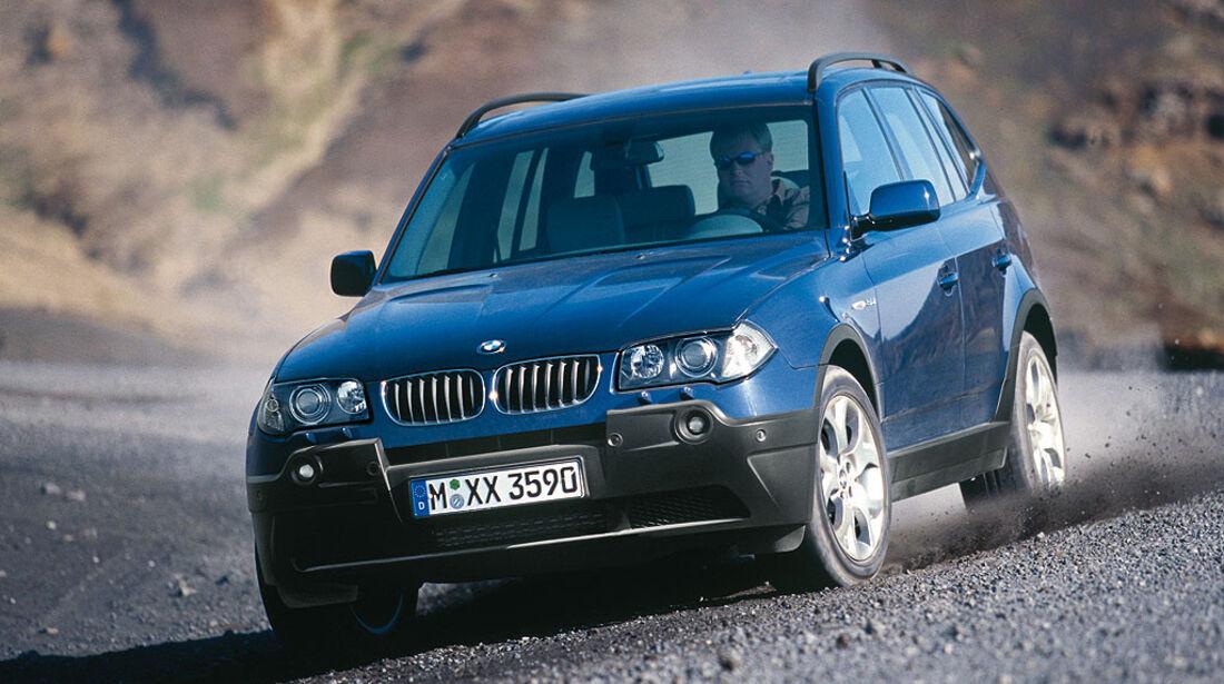 BMW X3 Baujahr 2003