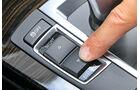 BMW X3 x-Drive 28i, Stoßdämpfer-Kennlinien, Bedienelement