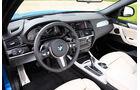 BMW X4 M40i, Cockpit
