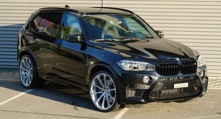 BMW X5 M Daehler Tuning