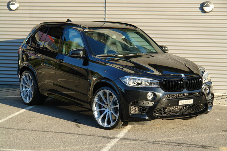 d hler bmw x5 m und x6 m leistungskur vom schweizer tuner. Black Bedroom Furniture Sets. Home Design Ideas