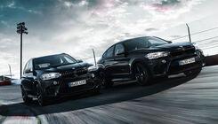 BMW X5 M und BMW X6 M