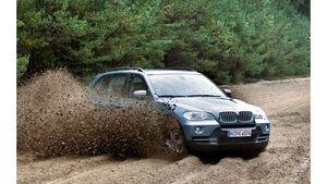 BMW X5 Supertest