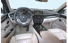 BMW X5 xDrive 30d, Cockpit