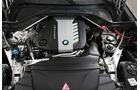 BMW X6 M50d, Motor
