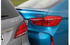 BMW X6M, Mercedes-AMG GLE 63 S, Typenbezeichnung
