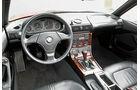 BMW Z3, Cockpit