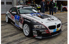 BMW Z4 3.0si - Adrenalin-Motorsport - Startnummer: #182  - Bewerber/Fahrer: Raphael Klingmann, Jens Dahl, James Chambers, Claus Gronning - Klasse: V5